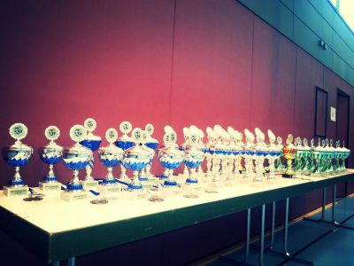 Bayerische Meisterschaft Ebern - Pokale