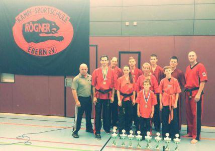Gruppenbild Bayer. Meisterschaft